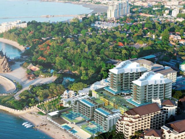 Жилой комплекс Modus Beachfront Condominium